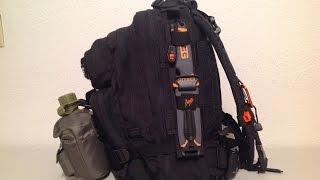 """getlinkyoutube.com-ASRGear.com """"Catalyst"""" Bag - Pre made Bug Out Bag"""