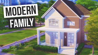 getlinkyoutube.com-The Sims 4: Speed Build | Modern Family