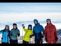 Skiing at Park City during Sundance