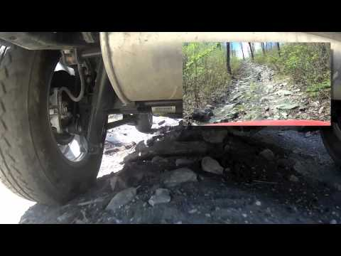 2012 Jeep Wrangler Off Road Review Part 2 - HD