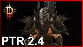 """getlinkyoutube.com-Diablo 3: король в рывке, или """"Наследие Рекор"""" [PTR 2.4]"""