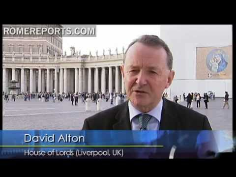 David Alton  an English Lord who defends life in all its phases
