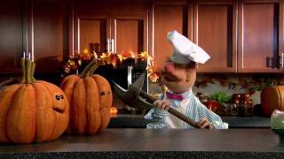 getlinkyoutube.com-Cårven Der Pümpkîn | Recipes with The Swedish Chef | The Muppets