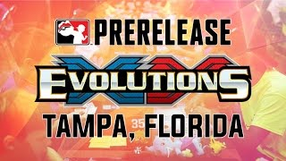 getlinkyoutube.com-Pokémon Cards - AWESOME Evolutions XY Prerelease Pack Opening! | Tampa, Florida
