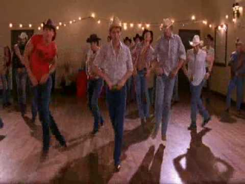 Adam & Steve - Gay Country Dance Off Scene