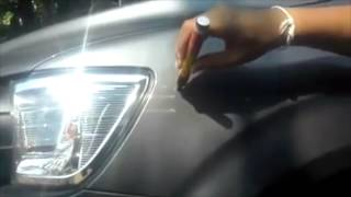 getlinkyoutube.com-ขายปากกาลบรอยขีดข่วนสีรถยนต์ fix it pro
