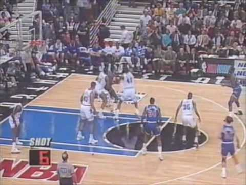 Highlights NBA All-Star Game 92'