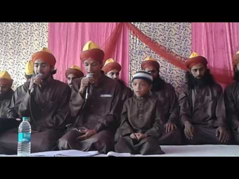 Mehfil-e-naath on occasion of MILAD UN NABI S.A.W 2014 by Ayub sahab and team part 1