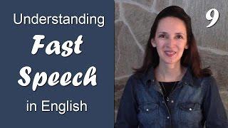Day 9 - Reducing Unstressed Vowels - Understanding Fast Speech in English