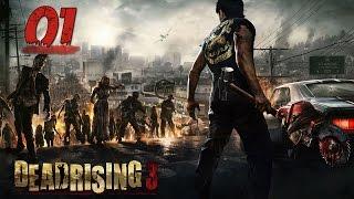 getlinkyoutube.com-老皮台【Dead Rising 3 死亡復甦 3】- Part 1 - Z兄Z弟!