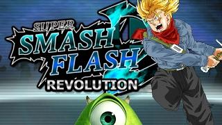 SSF2 Participación para Rev - Future Trunks (Dragon Ball Super)