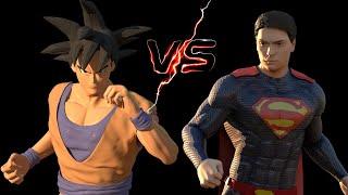 Goku vs. Superman