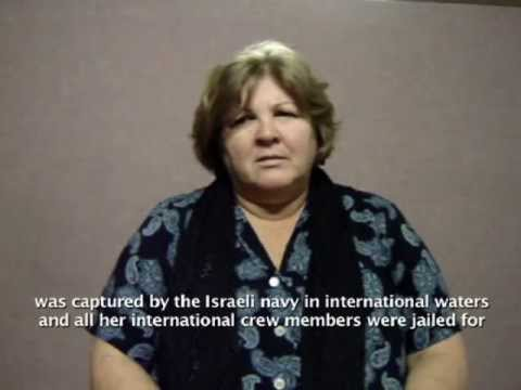 Aleida Guevara interviewed on Gaza. In Spanish with English Subtitles