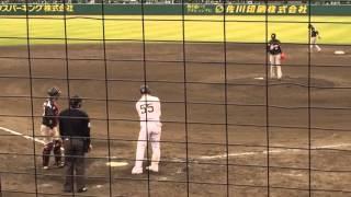 getlinkyoutube.com-T-岡田選手 サヨナラホームラン
