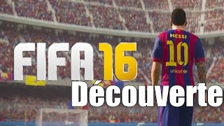 getlinkyoutube.com-FIFA 16 | Découverte | Barcelone - Madrid [PS4]