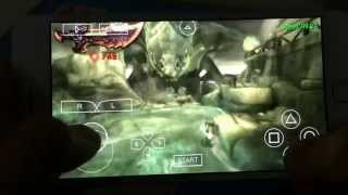 getlinkyoutube.com-PPSSPP - Iphone 6 plus(GOD of War) ios 8.1.1