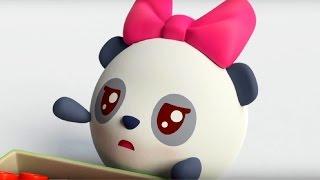 Малышарики - Кроватка🛏🛌 - серия 66 - обучающие мультфильмы для малышей 0-4