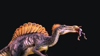 getlinkyoutube.com-Primal Carnage: Spino eating all humans