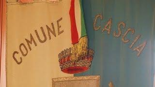 Gemellaggio Cariati Cascia intervento sindaco di Cascia