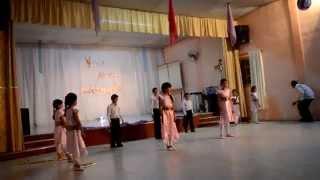 Ahora Vivo Para Ti Danza - El shaddai Kids