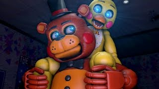 FNAF Animation - Funny Five Nights At Freddy's Animations (FNAF - SFM)