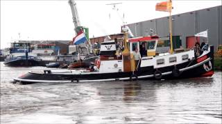 getlinkyoutube.com-Nationale Sleepbootdagen Vianen 2013 - trekproef spes - lange video - tornen