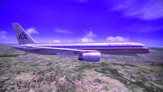 getlinkyoutube.com-American Airlines Flight 965 Miami to Cali, Colombia FSX