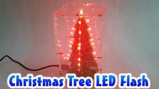 getlinkyoutube.com-How To Assembling Christmas Tree LED Flash