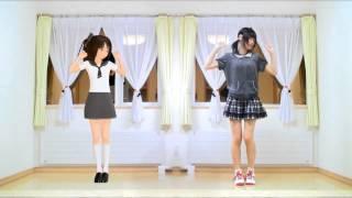 getlinkyoutube.com-【ひま+MMD】 Girlsを踊ってみた