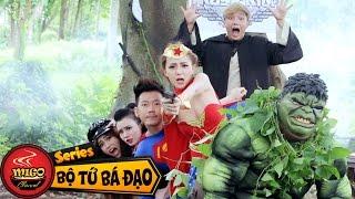 getlinkyoutube.com-Bộ Tứ Bá Đạo   Tập 10 : Sức Mạnh Tình Yêu (Superman-Wonder Woman-Jedi-Katarina-Thor-Pokemon)