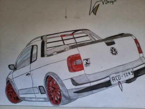 desenhos de carros #Vinicius Coura 1º edição