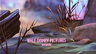 Opening To The Rescuers Down Under 1992 VHS