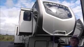 getlinkyoutube.com-i94rv com 2017 Keystone Montana 3710FL Front Living Room Fifth Wheel Montana