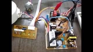 Reparacion tarjeta Aire Acondicionado SAMSUNG