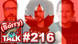 "FroKnowsPhoto RAWtalk 216: ""Sorry"" Canada, NEW JPEG compression and Cameras BANNED on Flights"