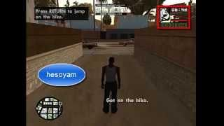 getlinkyoutube.com-كلمات سر لعبة 2015 GTA SAN ANDREAS من قبل غيث الحجامي