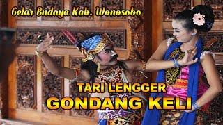 GONDANG KELI TARI LENGGER WONOSOBO - GELAR BUDAYA KABUPATEN WONOSOBOO