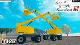 getlinkyoutube.com-Farming Simulator 15 моды: АВТОКРАН (HULLOTE) (122 серия)