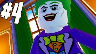 getlinkyoutube.com-LEGO Dimensions - Part 4 Power Plant JOKER Boss! (Wii U Walkthrough)
