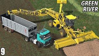 SHIFTING THE BEET | Farming Simulator 17 | GreenRiver - Episode 9