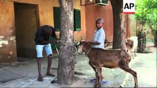 getlinkyoutube.com-Muslims in Nigeria and Mali celebrate Eid al-Adha