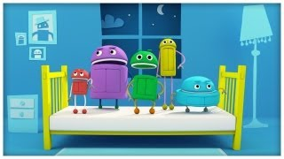 "getlinkyoutube.com-""Jumping on the Bed"" Classic Songs by StoryBots"