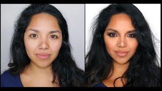 getlinkyoutube.com-Tutorial Maquillaje para Pieles Trigueñas- Makeup for Olive Skins