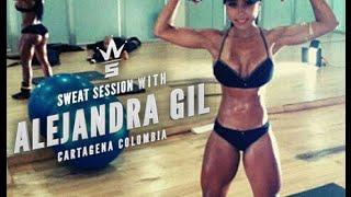 getlinkyoutube.com-WSHH Sweat Session W/ Alejandra Gil