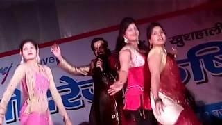 getlinkyoutube.com-HD Hajara Debay Gori Diwakar Dwivedi Stage Show {हजारा  देबय गोरी तू बइठ ज धरउवा }