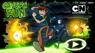 getlinkyoutube.com-Ben 10 Cavern Run Android Walkthrough - Gameplay Part 1