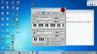 getlinkyoutube.com-تحميل برنامج البيانوElectronic Piano 2.5