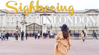 getlinkyoutube.com-LONDON TRAVEL VLOG | Sightseeing & Shopping