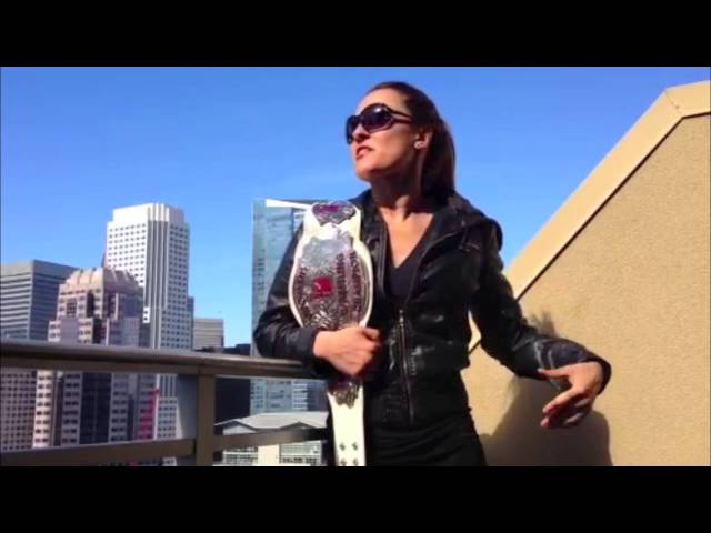 Pro Wrestling Revolution World Womans Champion...Hola Puerto Rico!