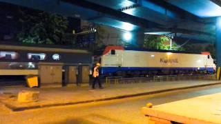 getlinkyoutube.com-경인선 무궁화호 열차 [삼탄 - 온수 / Samtan - Onsu] (※ 새마을호 대타 / ※ Pinch-hitter Saemaul train)